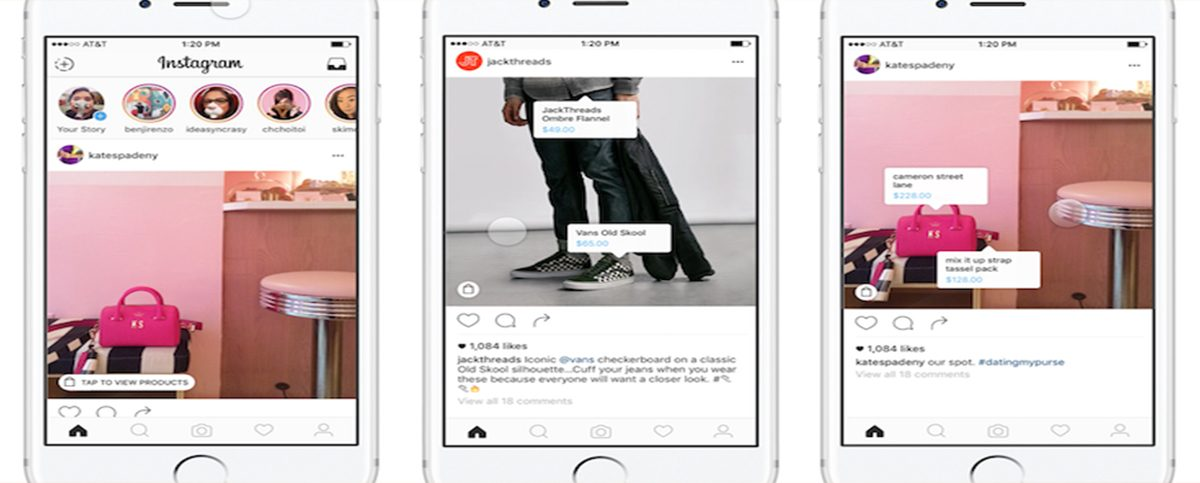 Instagram Is Testing Shopping Features For Retailers
