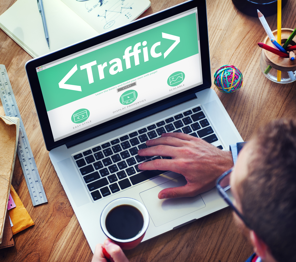 Get FREE Traffic To Your New ECommerce Website