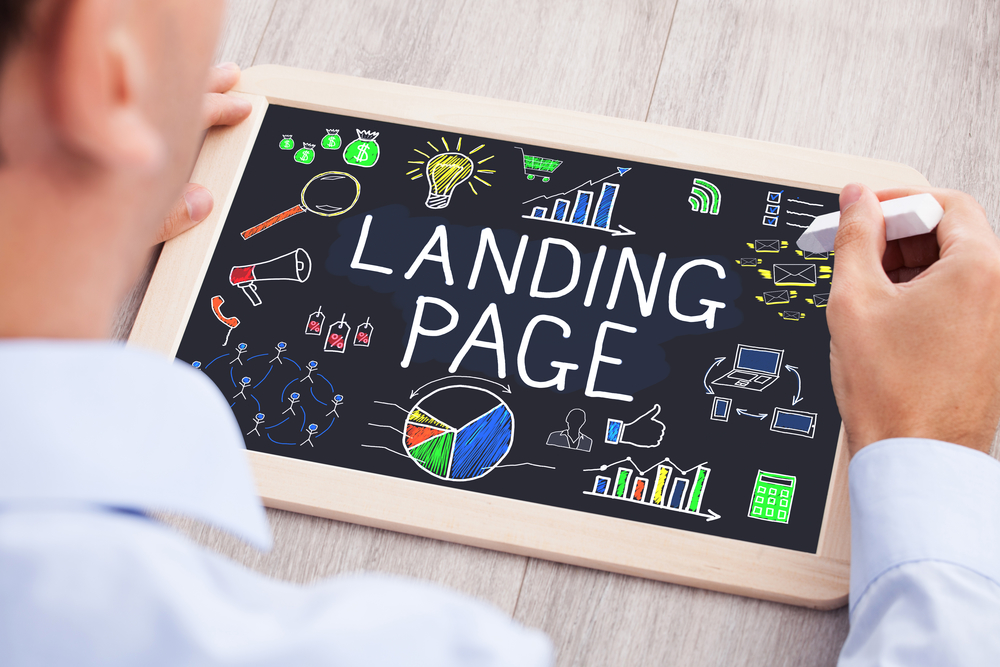 Featured On Forbes - landing page conversion