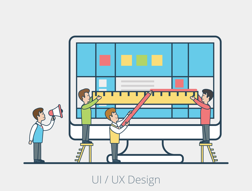 What is UX UI Design - explained by Top mNotch Dezigns