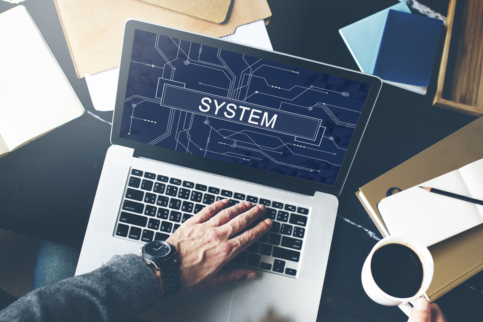 What is Server Management explained by Top Notch Dezigns