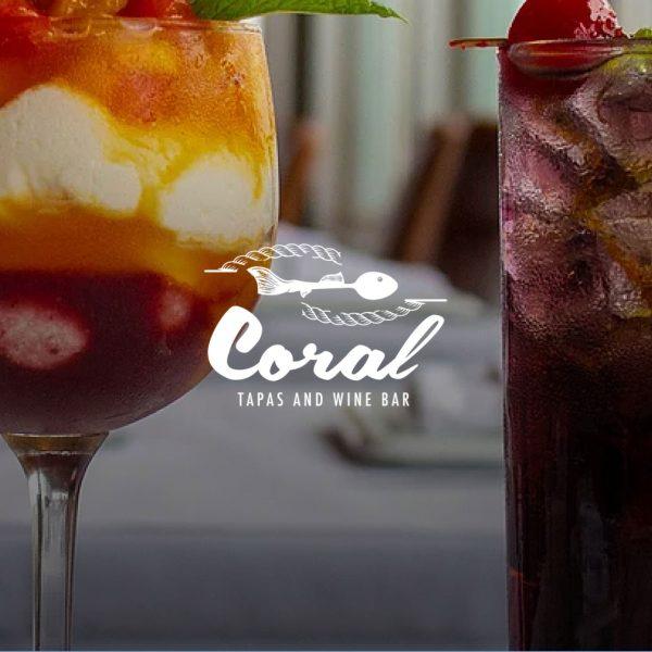 wine bar restaurant website design