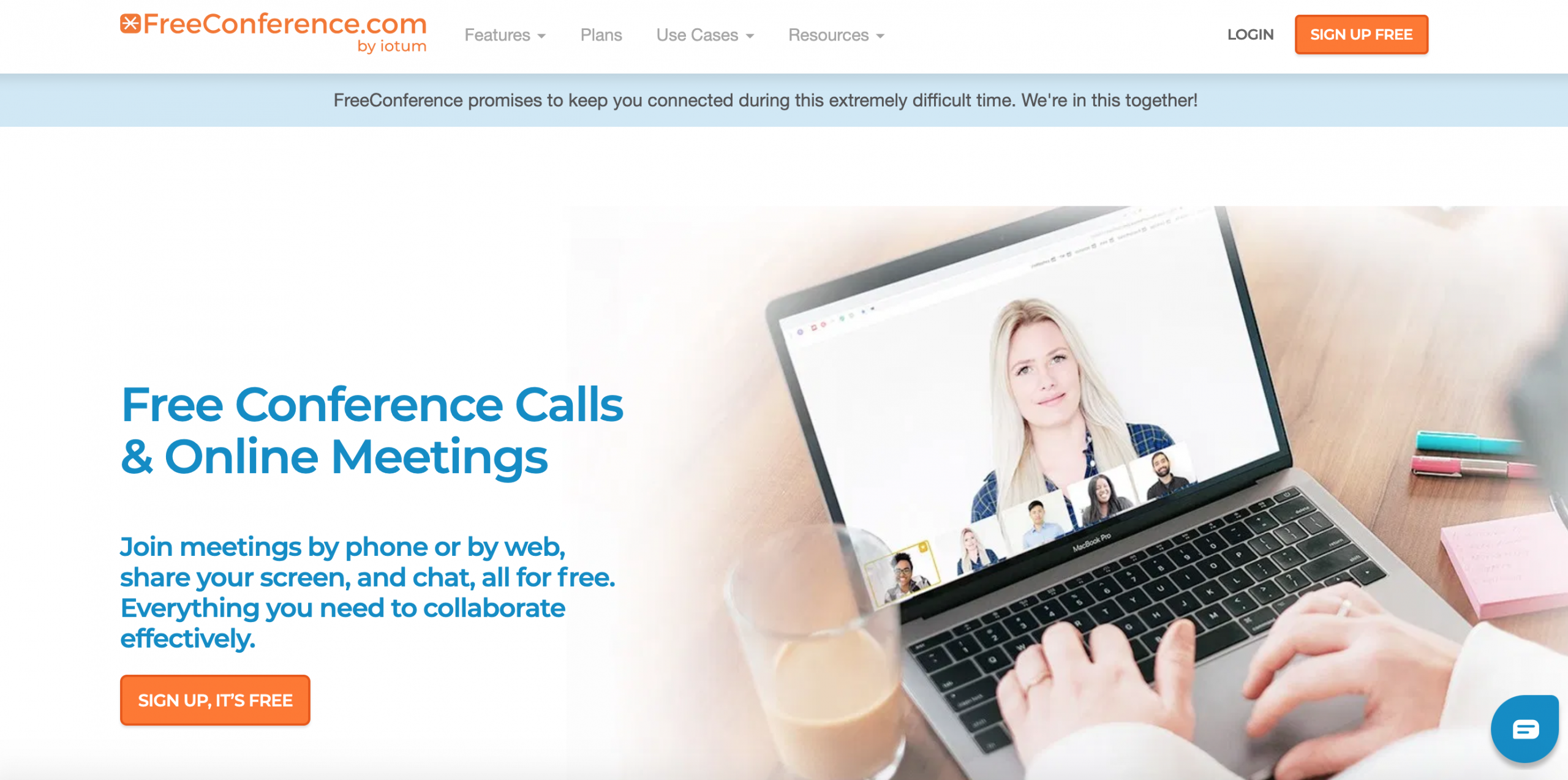 free conference call app