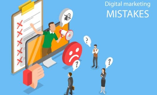 13 Common Digital Marketing Mistakes and How to Avoid Them