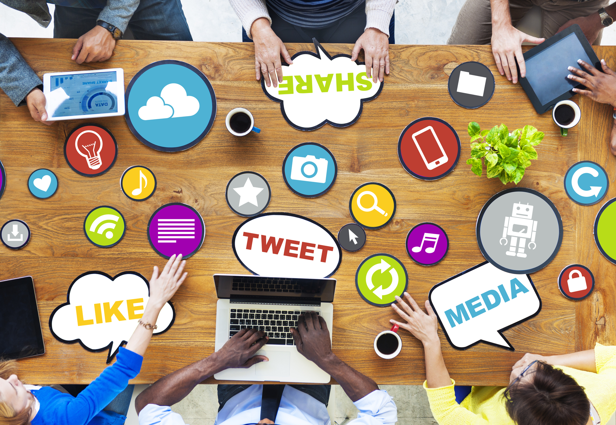 Ignoring Social Media