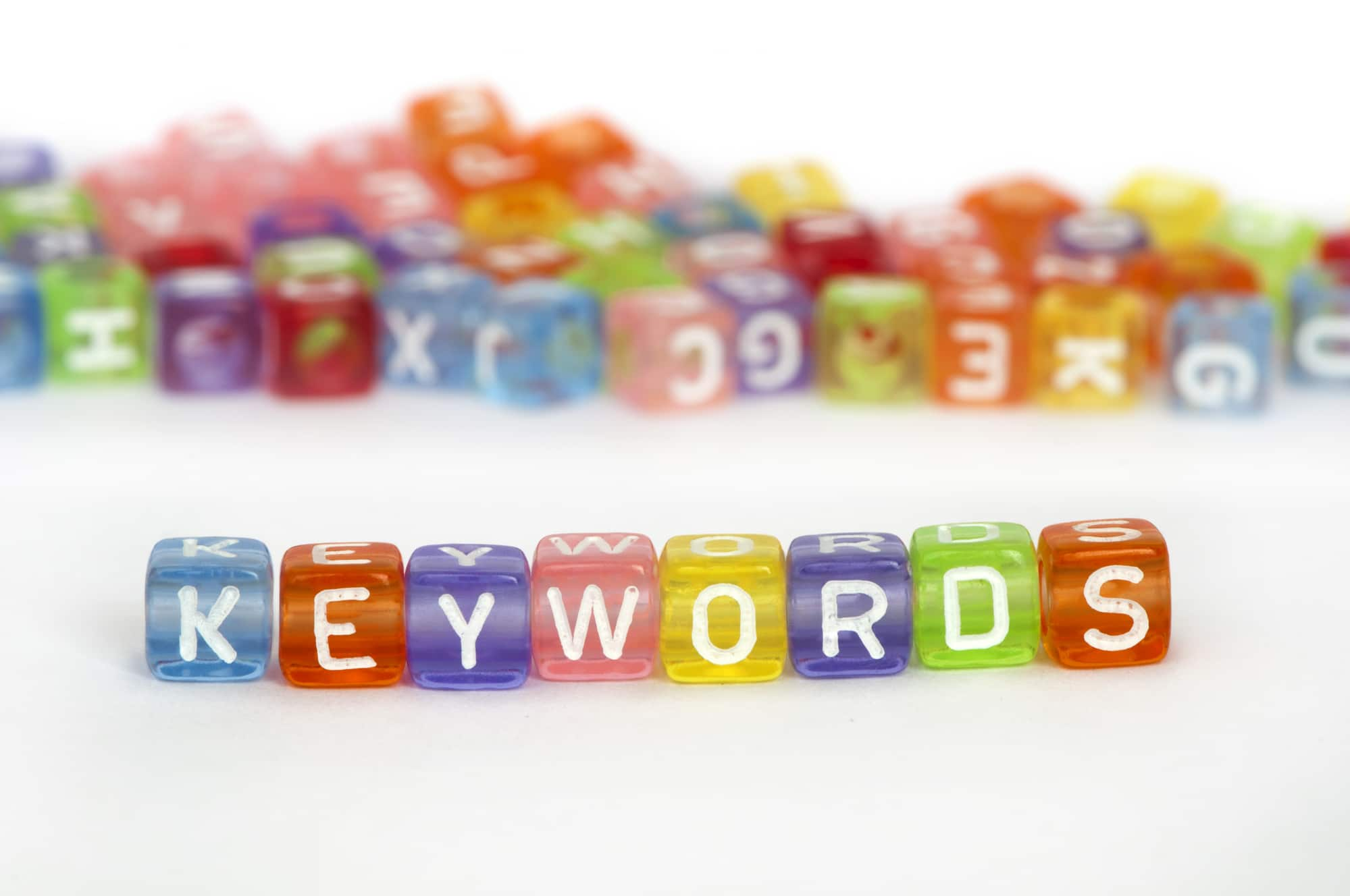 Use Keywords in Your Domain Name